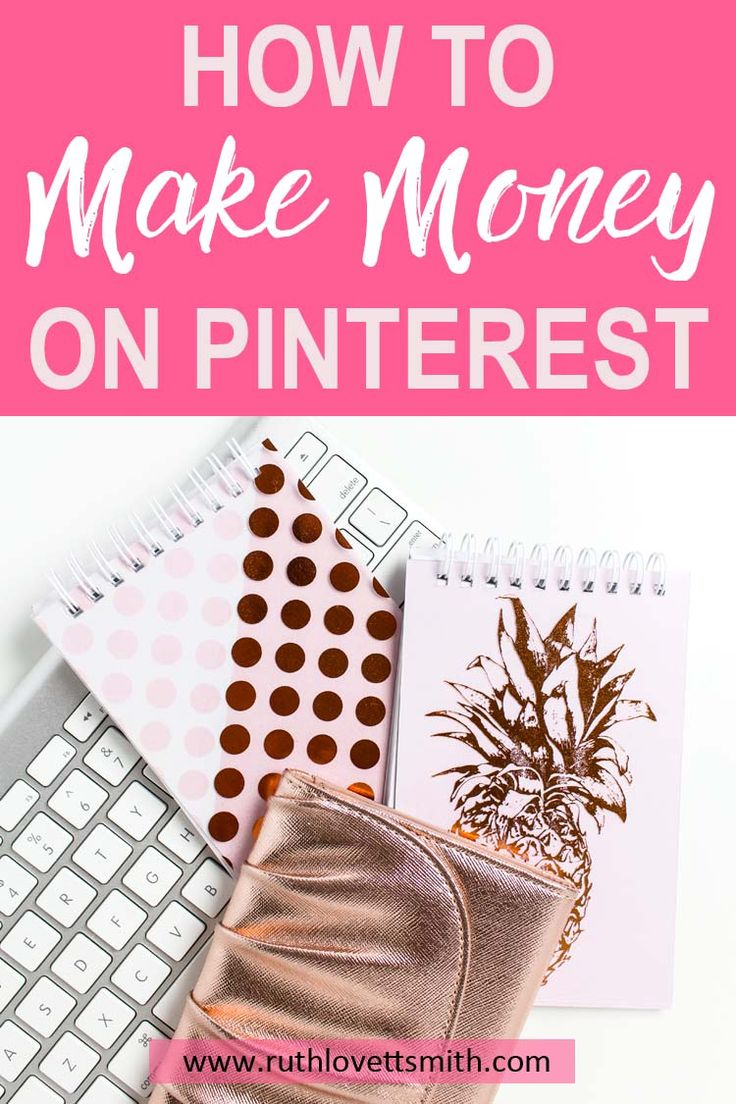 How to Make Money on Pinterest With or Without a Blog – Ruth | Make Money from Home