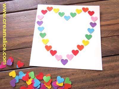 diy-carte-petits-coeurs-multicolores