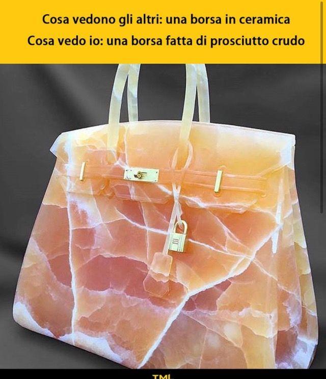 Una borsa di...