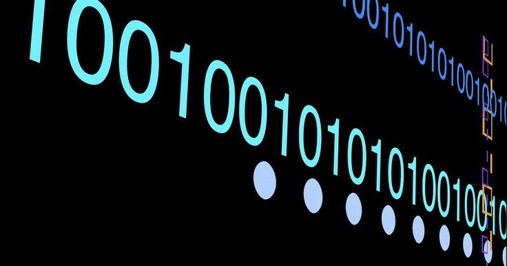 Como converter o símbolo de uma letra para o código binário