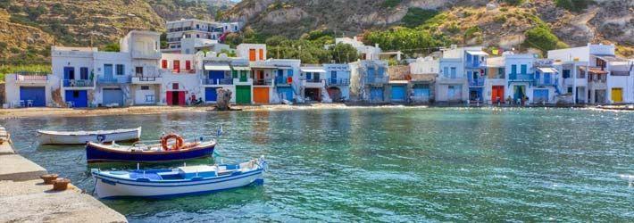 ☼ Grecia Greece ☼ Cyclades Island Milos La isla de Milos, Islas Cícladas, Grecia, Islas Griegas