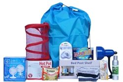 All The College Dorm Room Essentials - Grad Gift Pack - The Good to Go Kit