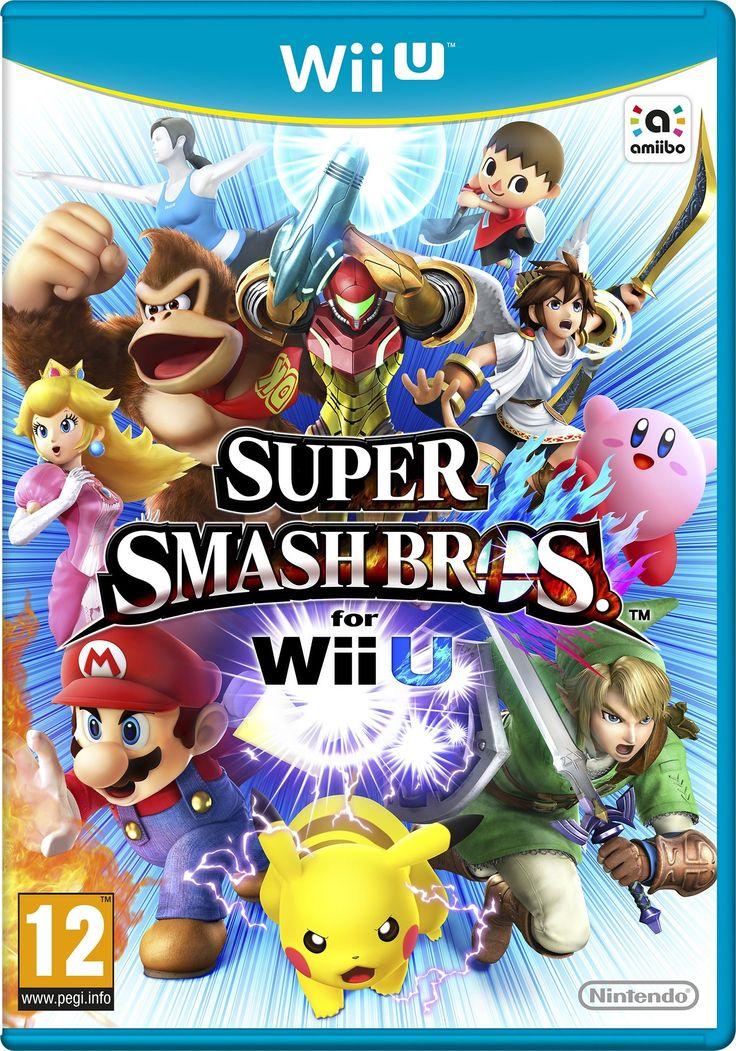 [NINTENDO] Jeu Wii U : Super Smash Bros Wii U. 45,00 € (Prix moyen neuf) - 38,00 € (Prix moyen occasion).