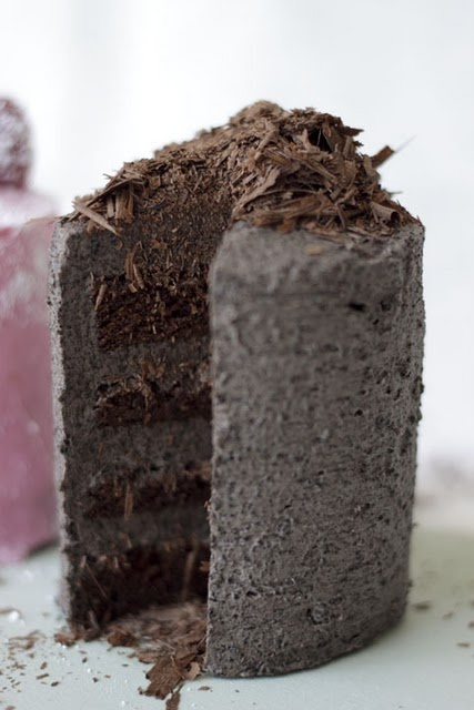 Chocolate Malt Cake