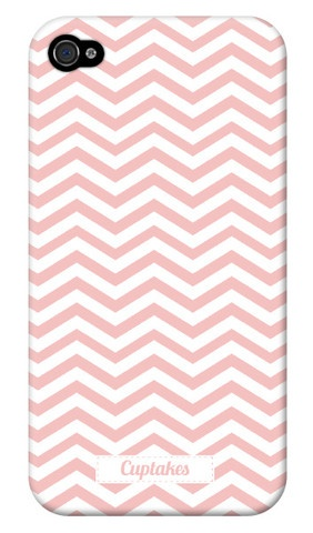 Cuptakes: sells cute iphone covers: Iphone Cases, Stuff, Style, Cell Phone Cases, Iphone 4 Cases, Iphone Cover, Chevron Iphone, Pink Chevron