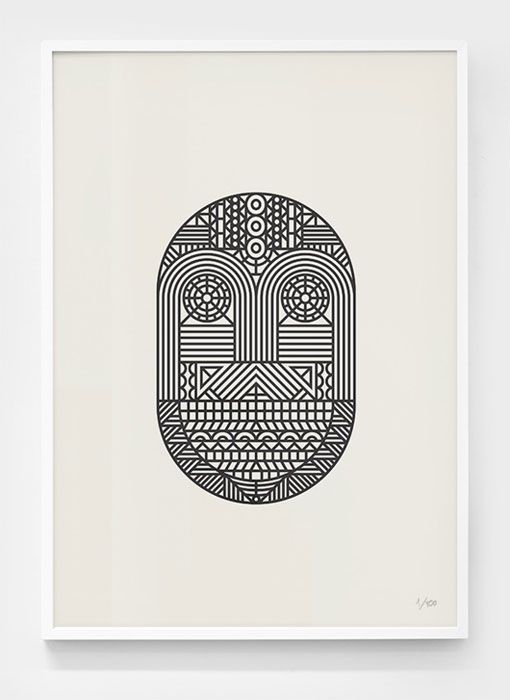 Think Work Observe: Mask / Snake / Surprise Prints