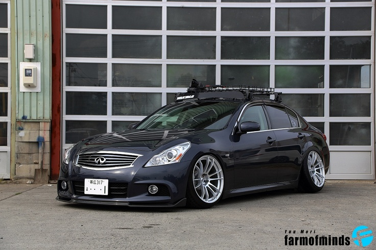 Farm Of Minds: Reader's car: Yuu's Infiniti G37 Sedan