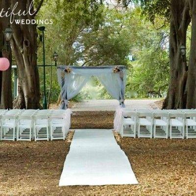 Brisbane Botanic Gardens- wedding venue