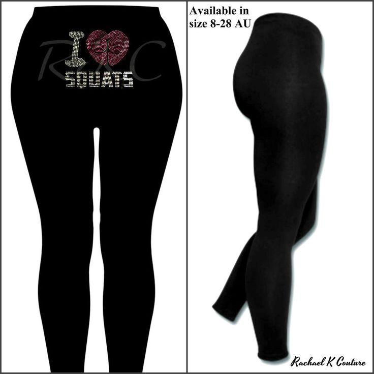 Sexy Plus Size Crystal Rachael K Pink White Black Sports Pants Gymwear Size 8-28