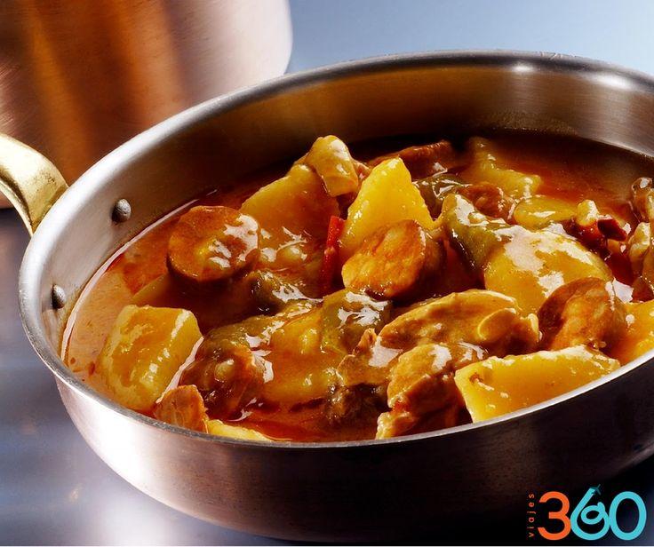 Comida que te reconforta y te hace sentir en casa, #Gastronomia que te recuerda la razón de tu viaje ;-)