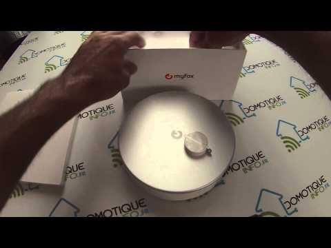 MyFOX : Test de la nouvelle solution Home Alarm   Domotique-Info   Domotique-Info