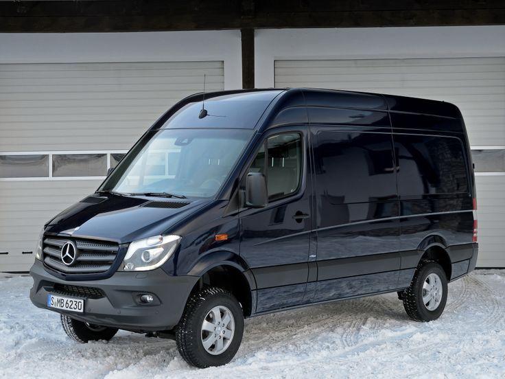 mercedes benz sprinter 319 bluetec 4x4 lh2 van. Black Bedroom Furniture Sets. Home Design Ideas