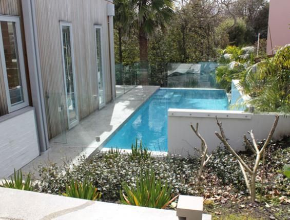 114 best new zealand designed gardens images on pinterest for Pool design new zealand