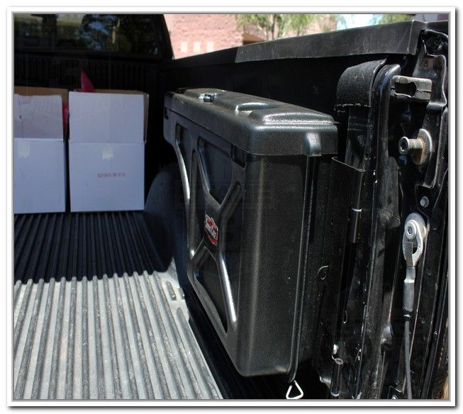 1000 ideas about truck bed storage on pinterest decked truck bed truck bed organizer and - Truck bed storage ideas ...