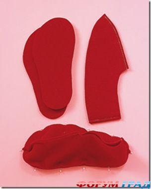Самодельная обувь - Эксклюзивные идеи для мелочей разнообразных – своими руками творим прекрасное - Форум-Град