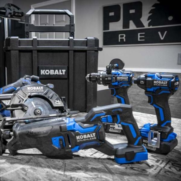 Kobalt 24v Max Xtr 5 Tool Combo Kit Review In 2020 Combo Kit Power Tools Kobalt Tools