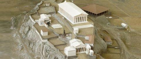 Τρισδιάστατες προβολές | Μουσείο Ακρόπολης