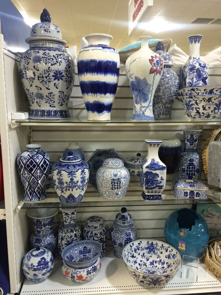At home goods blue decor entertaining pinterest home at home and home goods Home goods decor pinterest