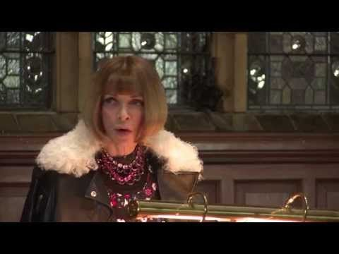 Vogue Editor-in-Chief Anna Wintour's Five Career Lessons - Cosmopolitan