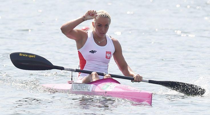 Marta Walczykiewicz została wicemistrzynią olimpijską