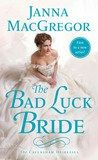 My book review of The Bad Luck Bride (The Cavensham Heiresses #1)