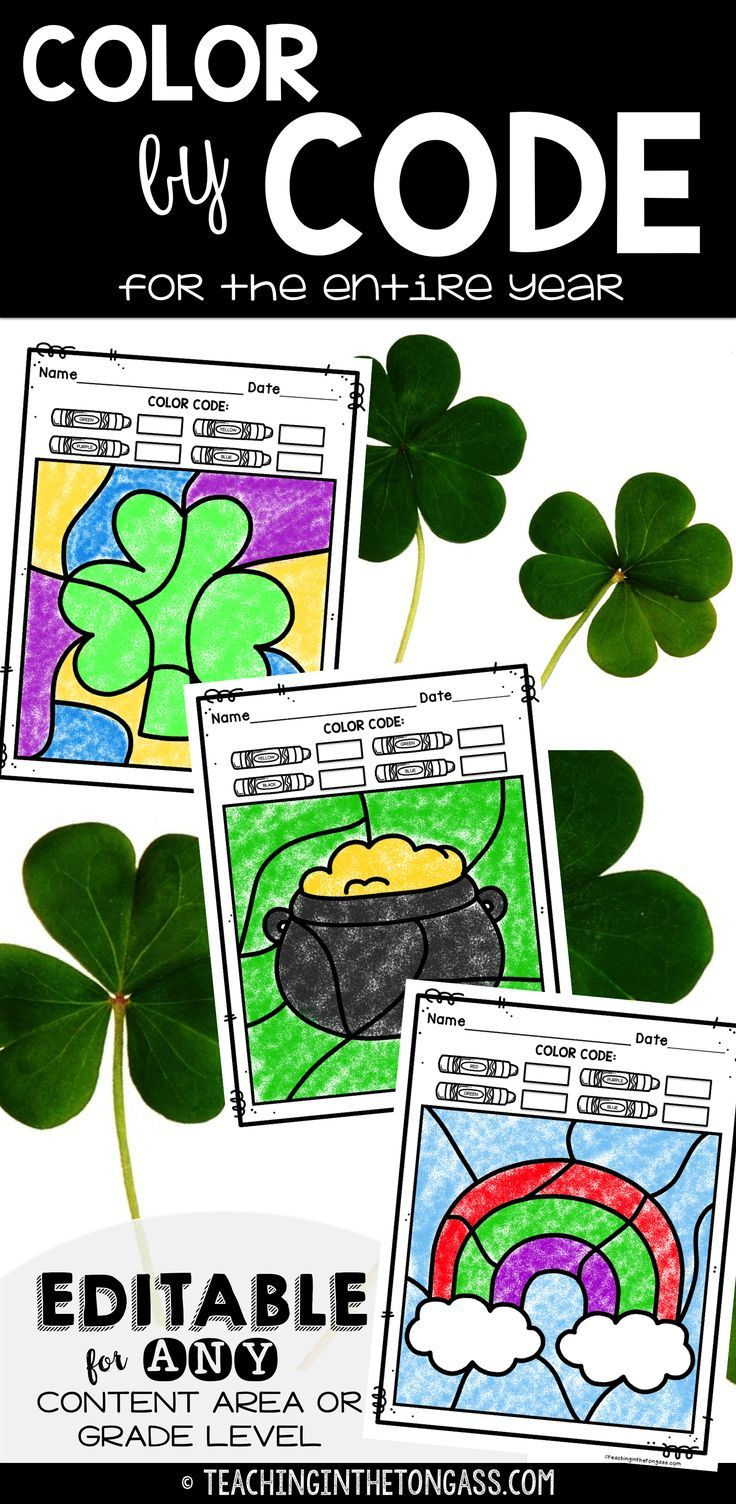 23 best St. Patrick\'s Day Teaching Ideas images on Pinterest | Day ...