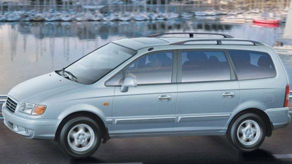 Hyundai Trajet GL 20