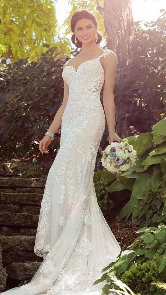fbd974996d53 ... Summer Wedding Dress Ideas For 2018. 12 Fabulous Wedding Ideas For Fall  More lesbian wedding ideas  weddingsuits  cute  cool  vintagewedding  life