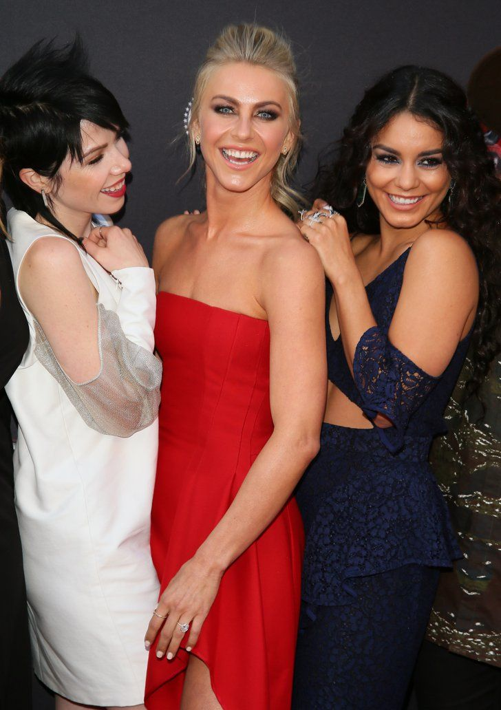 Pin for Later: The Grease: Live! Cast Reunites on the Red Carpet, Still Looks Hopelessly Devoted to Each Other