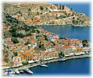 boat and bus tours Rhodos