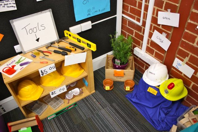Dramatic Play | Early Life Foundations - Kathy Walker