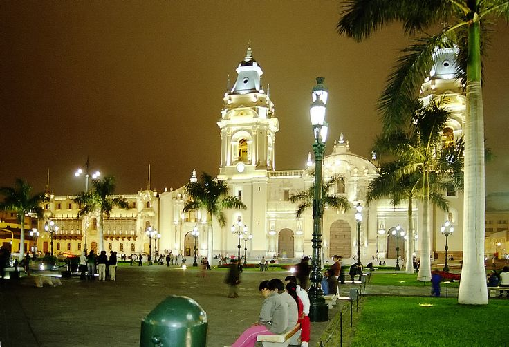 https://flic.kr/p/2gHkhA | Catedral de Lima