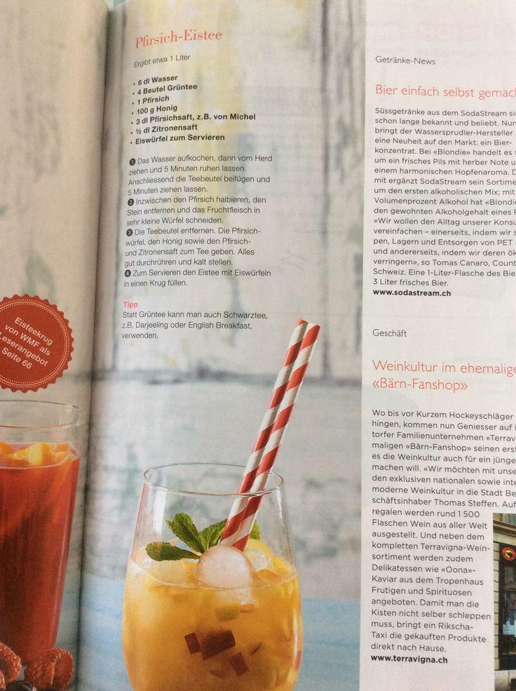 21 besten Rezepte Getränke Bilder auf Pinterest | Rezepte, Backen ...