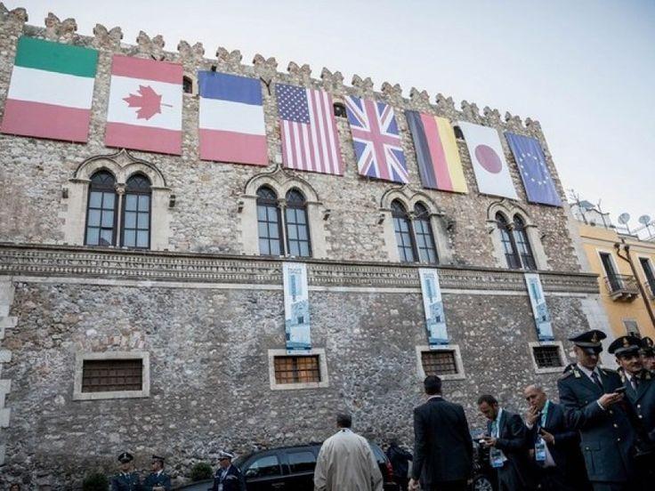 G7, un summit a Taormina con gli echi delle stragi di Manchester e Alessandria d'Egitto
