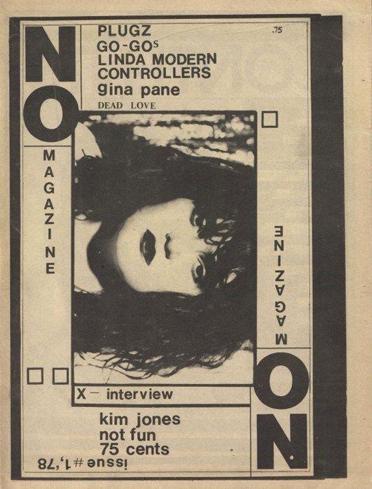 No Magazine – 70's punk zine