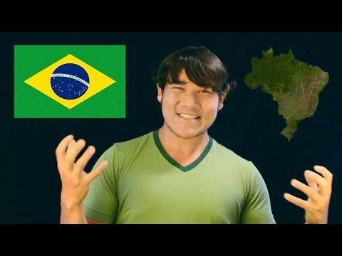 Geography Now! Brazil - YouTube