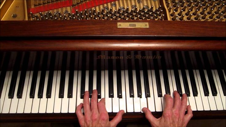"""""""Summertime"""", (Part 1), The Modern Sound of Modal Jazz, Piano Tutorial - YouTube"""