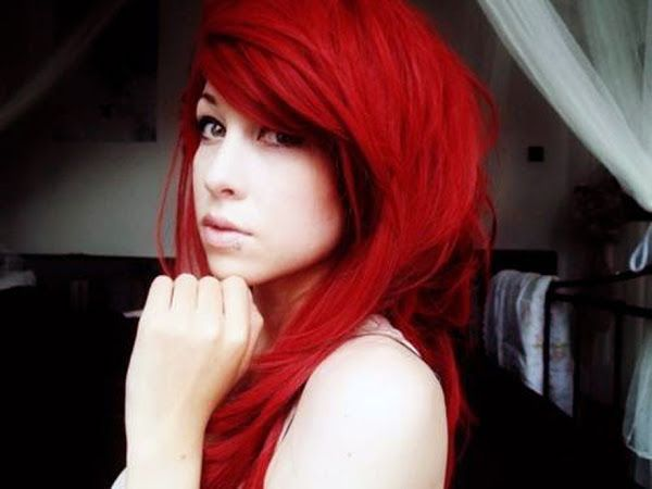 41 best Red Hair Color images on Pinterest | Hairstyles, Bright ...