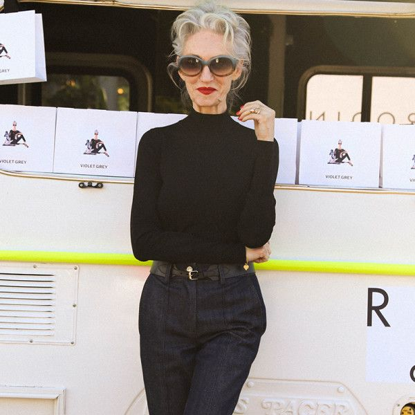 Linda Rodin, our ULTIMATE natural beauty icon