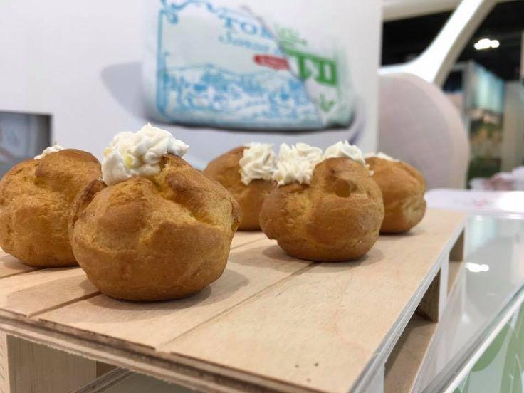 #bignè #crema #speck #tomini #aperitivo #cucina #ricette #sfiziose #tuttofood #fiera #milano #piemonte #cooking #fame