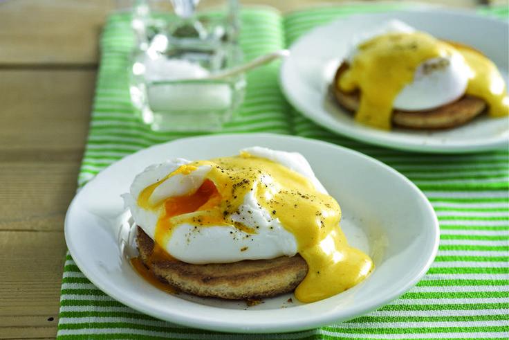 Eggs benedict: goedemorgen zonder zorgen in slechts 30 minuutjes - recept - Allerhande