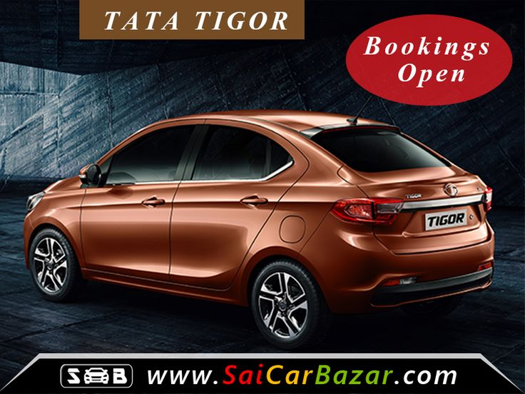 Tata Tigor compact sedan launch confirmed for March 29; bookings open.