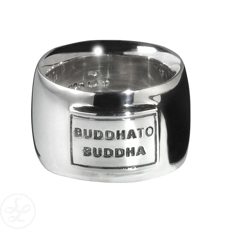 Buddha to Buddha Ring Peter