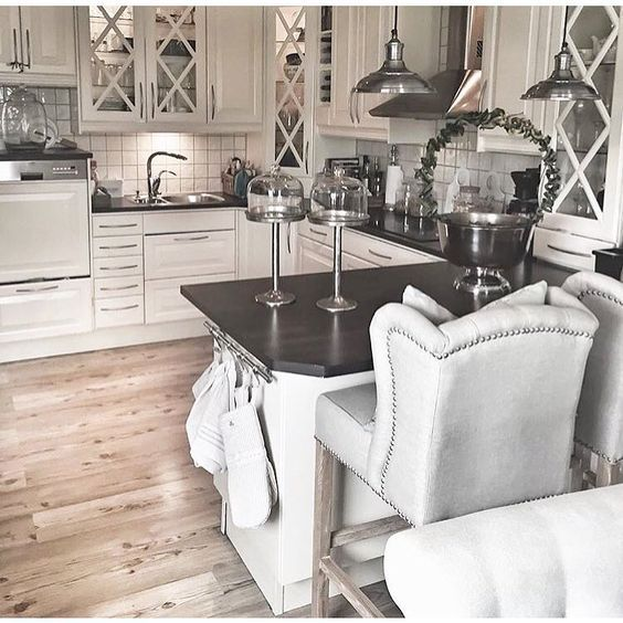 Best 20+ Rustic White Kitchens Ideas On Pinterest