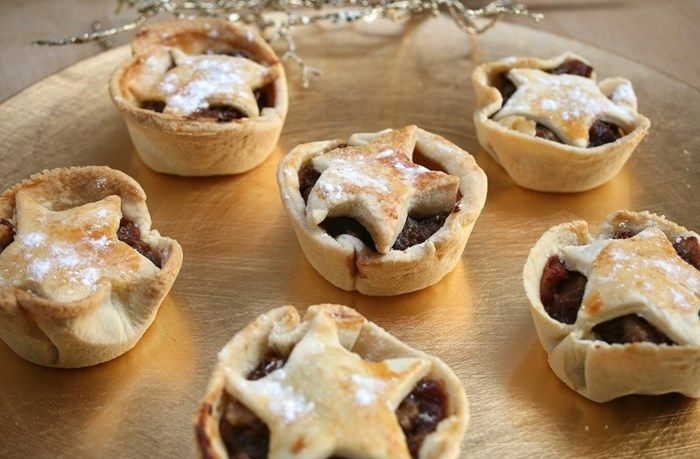 Mince Pies, the Lucy Bee Way | Lucy Bee Coconut Oil
