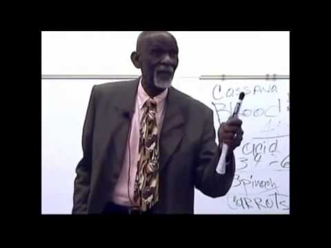 Dr Sebi Confirms that there is no disease that can't be cured! - YouTube
