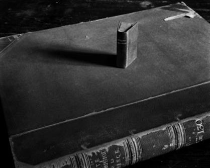 CCBF Benefit Auction / Two Books by Abelardo Morell