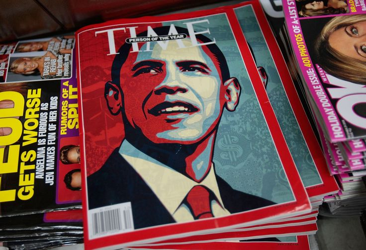 """54 Things To Know About US President Barack Obama    He was named Time Magazine's """"Person of the Year"""" on Dec. 17, 2008. He received the honor a second time in 2012."""