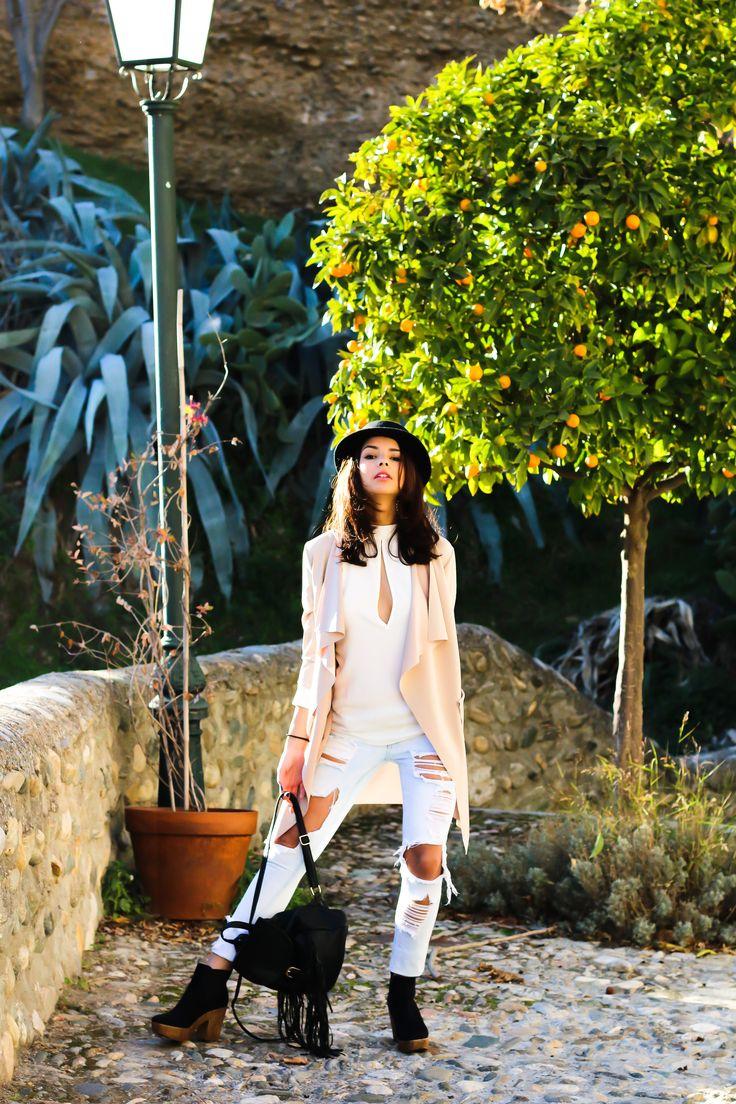 Look disponible sur http://safiavendome.com/les-melanges-de-granada-look/ Photo Guilhem Nellim