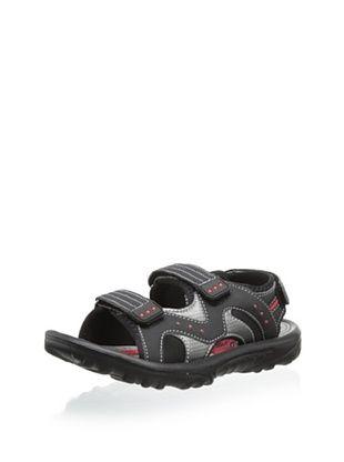 32% OFF Kamik Clearwater Sandal (Infant/Toddler/Little Kid/Big Kid) (Black)